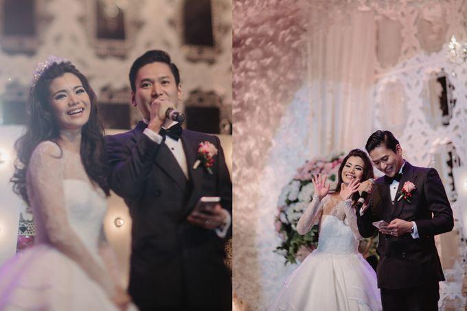 Wilson & Elisabeth Wedding Day by Calia Photography - 048