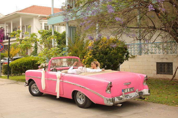 Mica & Ross British wedding by Wedding City Antalya - 006
