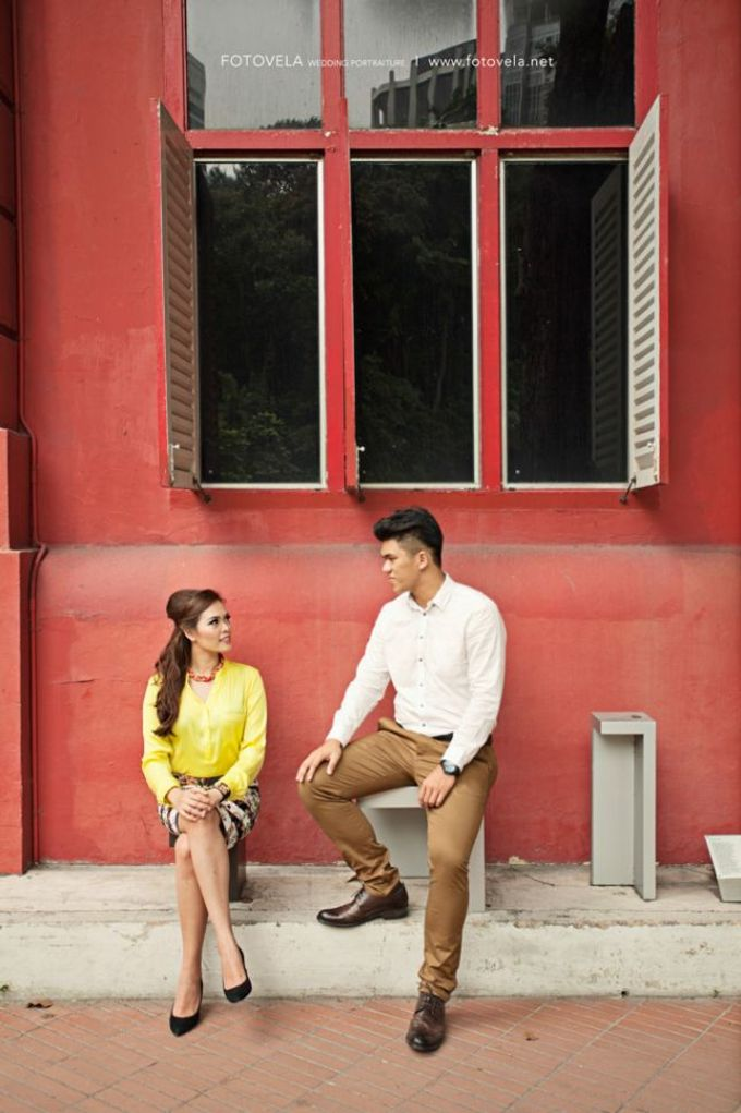 Febrian & Christy Singapore prewedding by fotovela wedding portraiture - 028