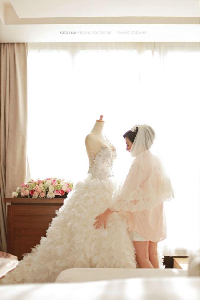 Fendy & Jeany Wedding by fotovela wedding portraiture - 025