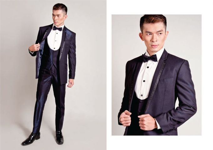 Silver Point by Philip Formalwear - 015