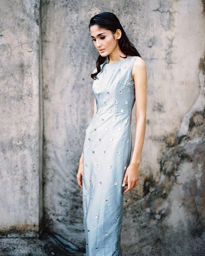 Oblivion from FLESH TO DUST Spring Summer 2015 Ready To Wear by Bramanta Wijaya Sposa - 018