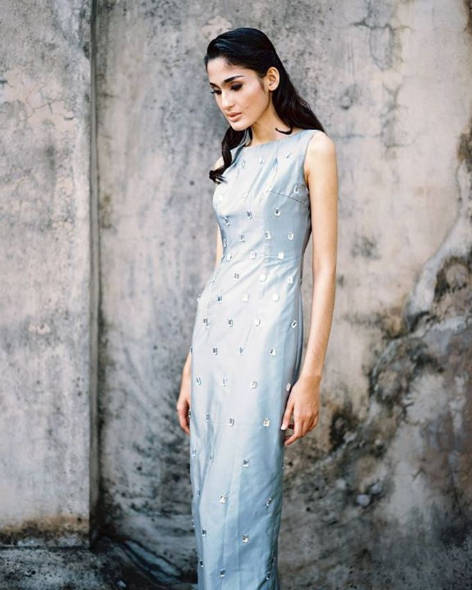 Oblivion from FLESH TO DUST Spring Summer 2015 Ready To Wear by isamare - 018