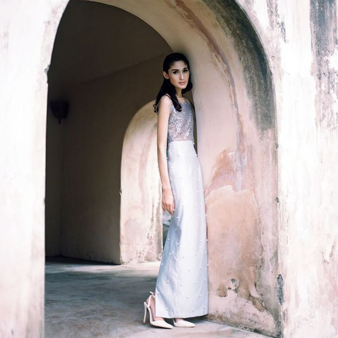 Oblivion from FLESH TO DUST Spring Summer 2015 Ready To Wear by isamare - 004