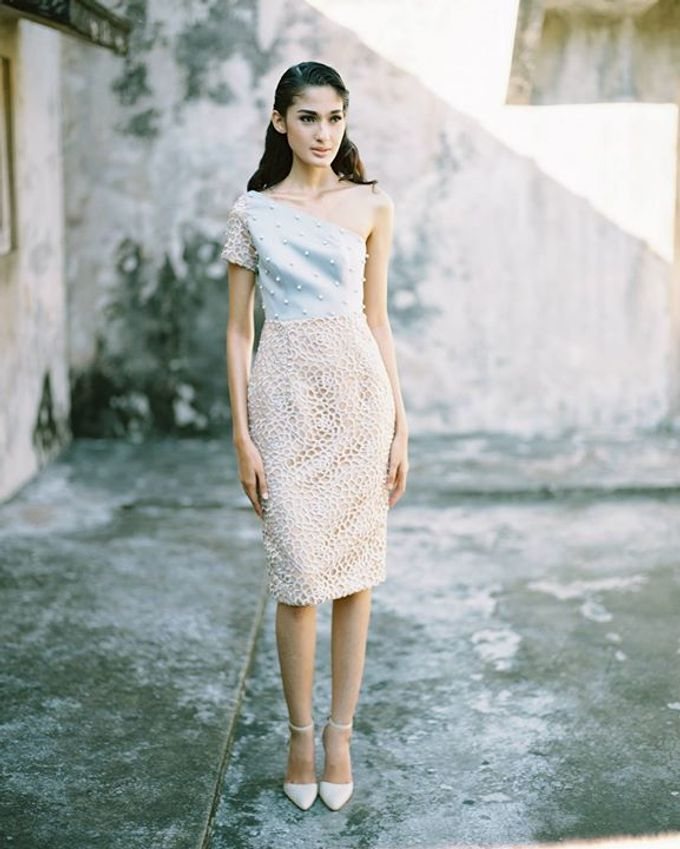 Oblivion from FLESH TO DUST Spring Summer 2015 Ready To Wear by isamare - 027