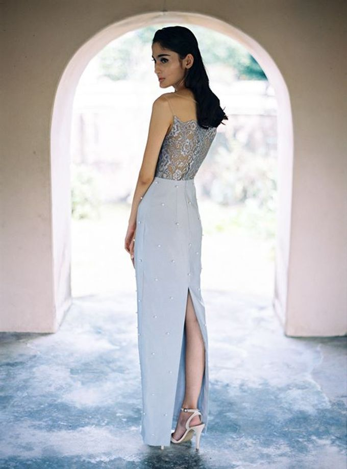 Oblivion from FLESH TO DUST Spring Summer 2015 Ready To Wear by isamare - 005
