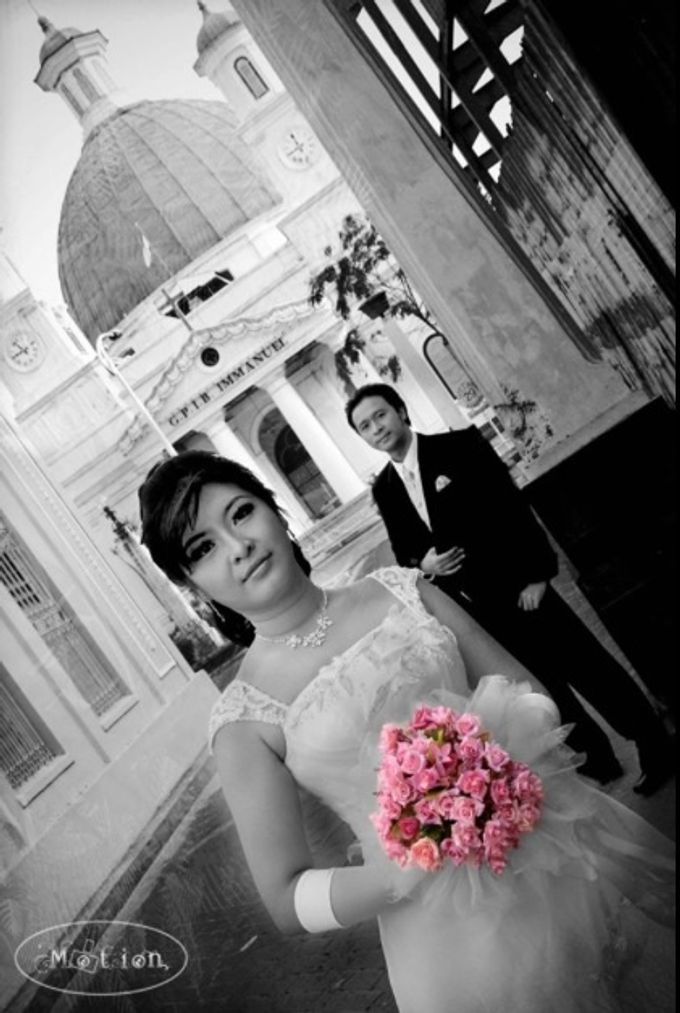 Love from the First Sight by Motion Photography Bali - 001