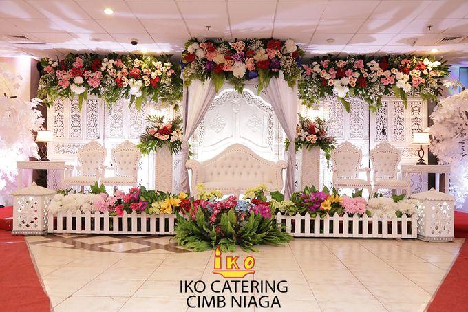 Dekorasi Pelaminan by IKO Catering Service dan Paket Pernikahan - 038