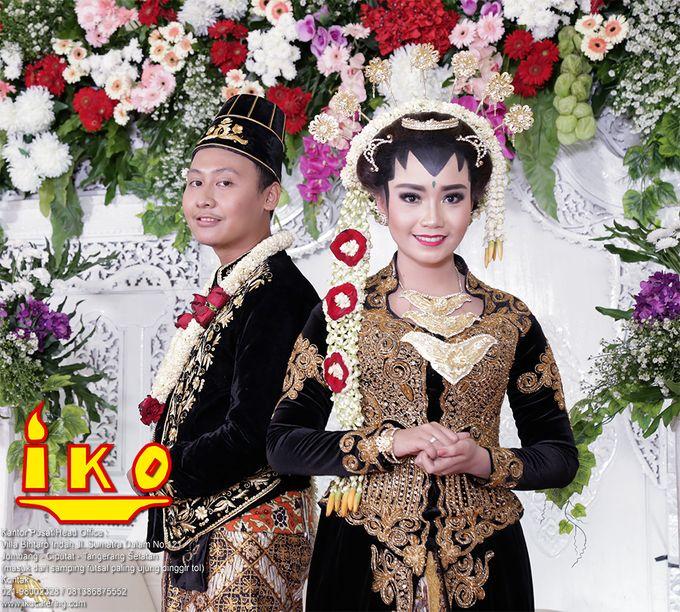 Rias & Busana IKO Catering by IKO Catering Service dan Paket Pernikahan - 004