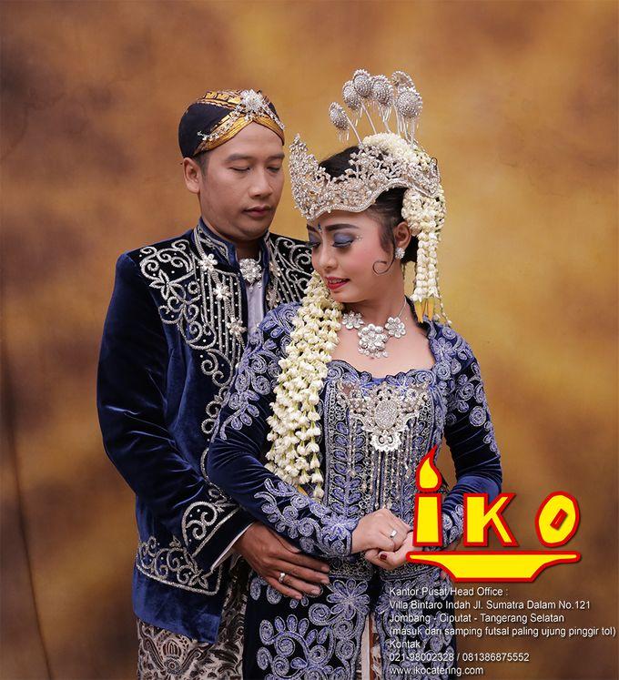 Rias & Busana IKO Catering by IKO Catering Service dan Paket Pernikahan - 005