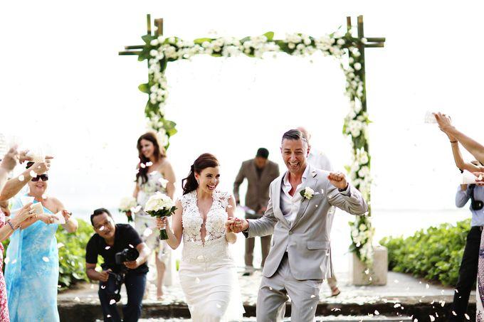 Beach Wedding by W Bali - Seminyak - 015