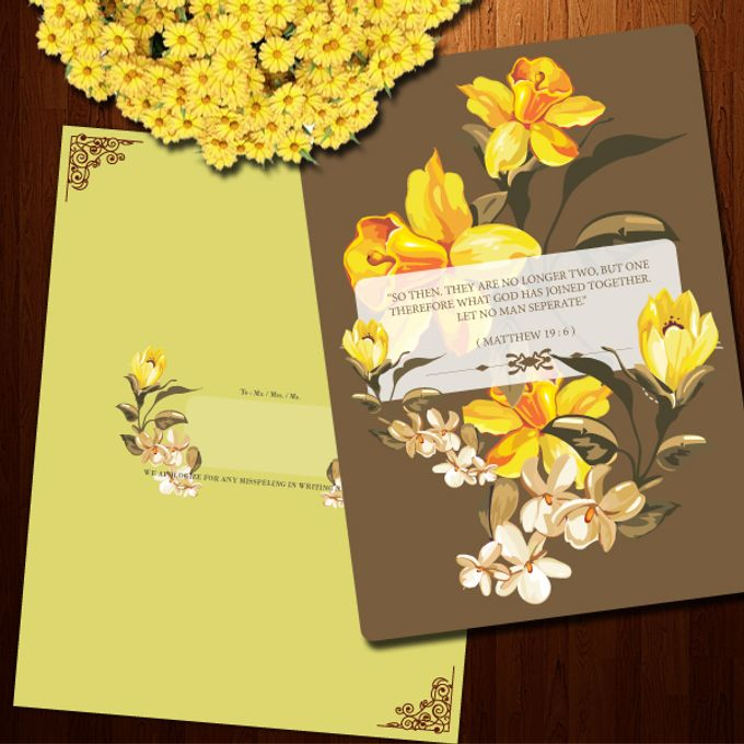 Vintage Invitation by Jolly's Little Dreams - 004