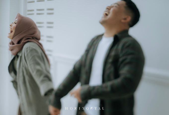 Prewedding Nidan // Caca by Horizontal Studio - 010