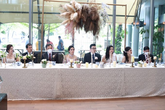 Lounge Jazz wedding band at Double Tree Jakarta by Double V Entertainment by Double V Entertainment - 007