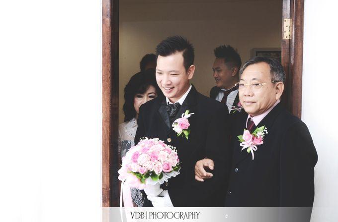 [Wedding Day] Rio & Winnie by VDB Photography - 018