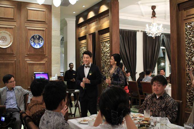 MC Wedding Intimate Plataran Menteng Jakarta - Anthony Stevven by Plataran Indonesia - 009