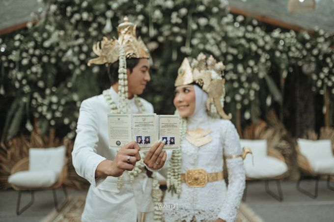 The Wedding Of Achie & Kevin by Uncle D Dekor - 006