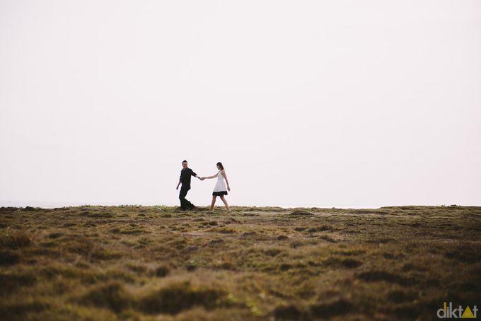 Engagement // prewedding Hendra & Dimitry by diktatphotography - 015