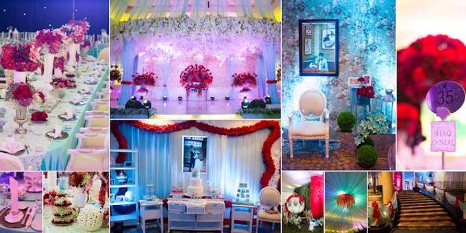 Wedding of Indrajaya & Maria by All Occasions Wedding Planner - 015