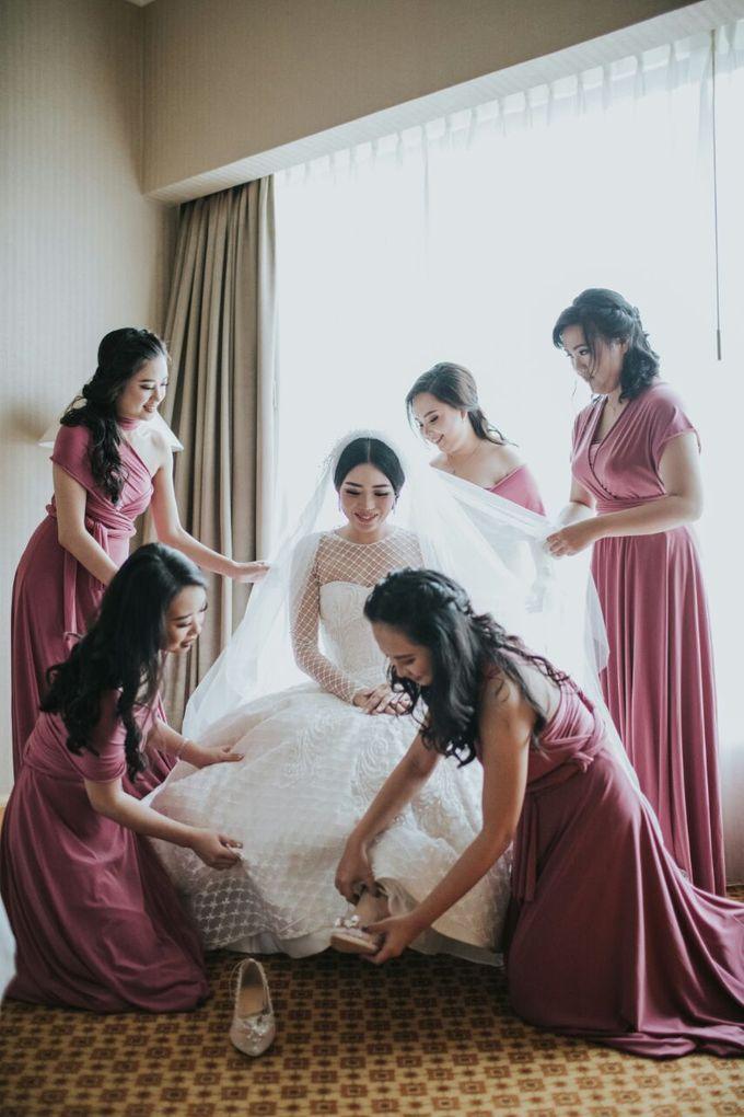 RIO METIA WEDDING by bridestore indonesia - 001