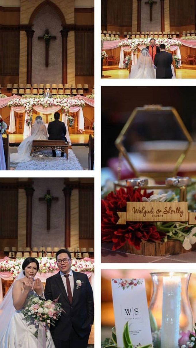 THE WEDDING OF YUDI & SHERLY by The Wedding Boutique - 012
