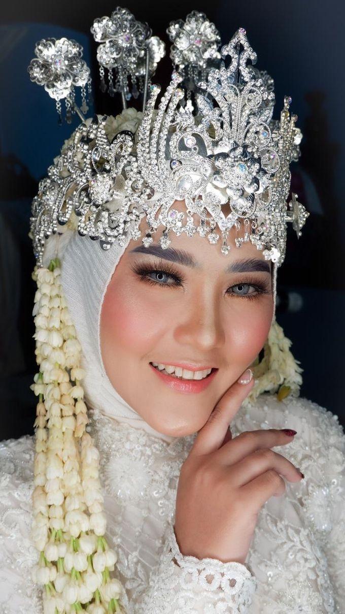Wedding Makeup by SS Wedding - 004