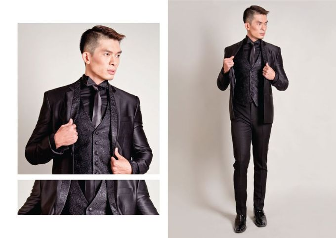 Silver Point by Philip Formalwear - 008