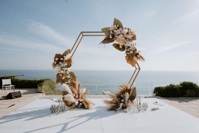 Rita & Ting Wedding by Delapan Bali Event & Wedding - 040