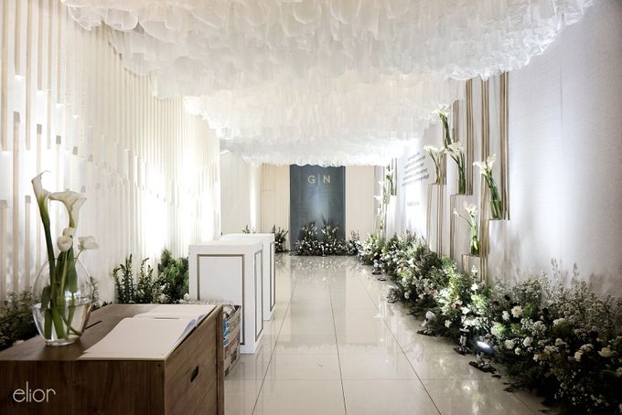 Simple Meets Elegant in This Dreamy Wedding Celebration by Elior Design - 015