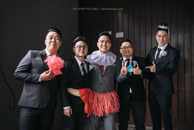 Ito & Jovi Wedding by My Story Photography & Video - 008