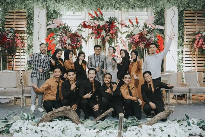 The Wedding Of Tantri & Agung by Alfa.co - 013