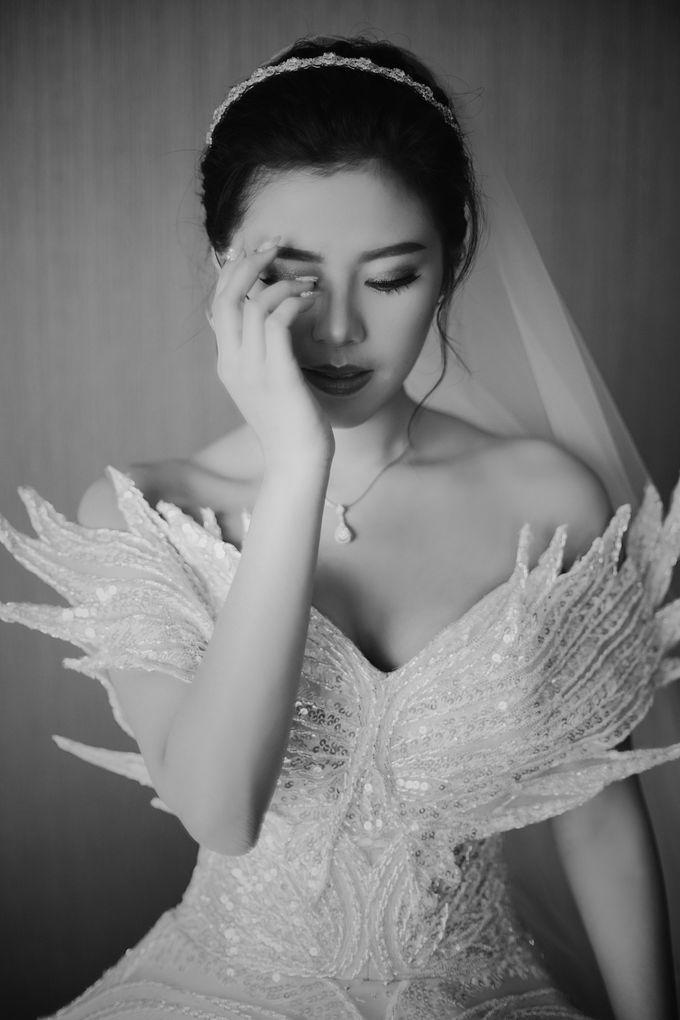 Wedding Day by Dicky - Raven Melisa by DONNY LIEM The Make Up Art - 001