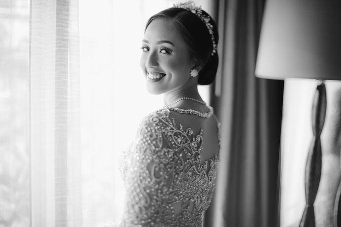 Ahnaf & Farradila - Prewedding & Wedding Day by Hummingbird Road - 001