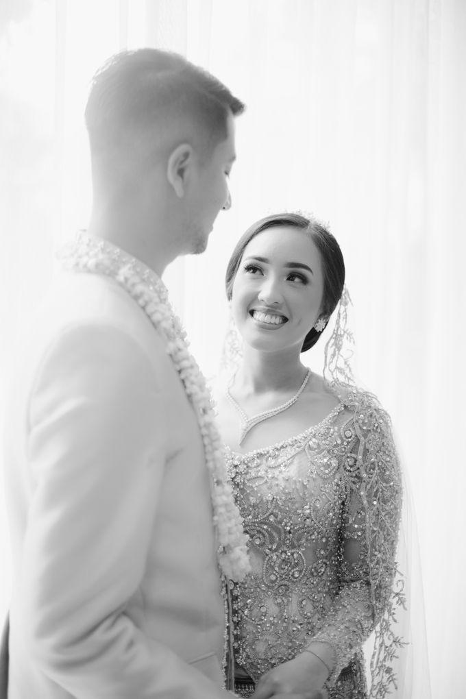 Ahnaf & Farradila - Prewedding & Wedding Day by Hummingbird Road - 004