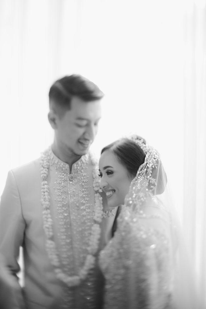 Ahnaf & Farradila - Prewedding & Wedding Day by Hummingbird Road - 003