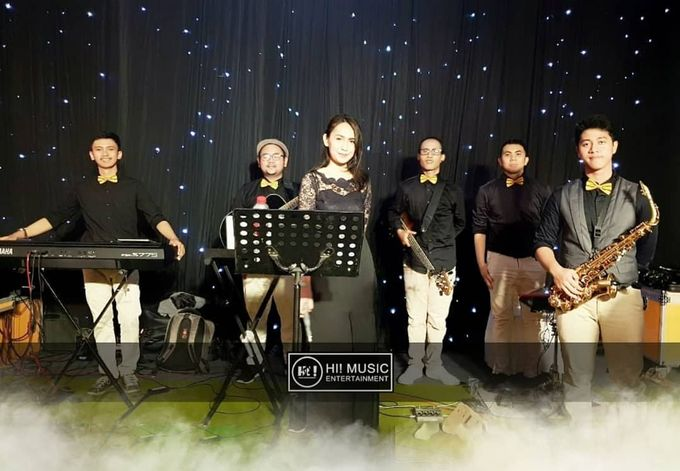 Wedding Reception Events (The Band) by Hi! Music Entertainment - 021