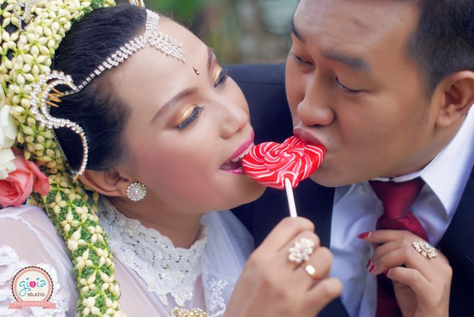 Ratna & Welly by Gioia Studio Photography - 005