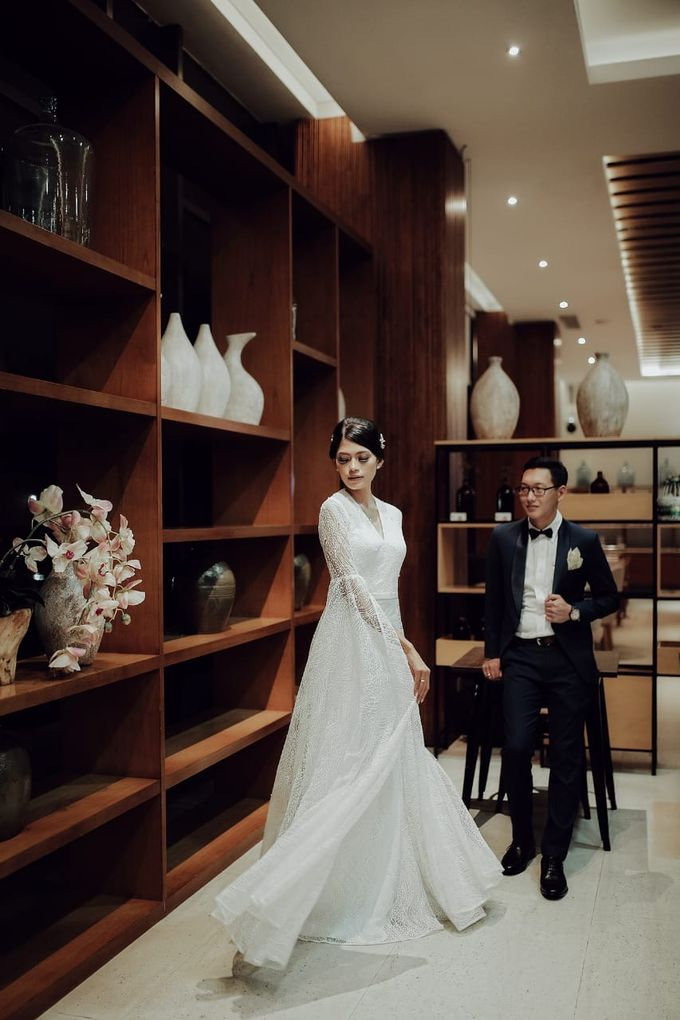 Wedding Kris & Aida by Bramanta Wijaya Sposa - 001
