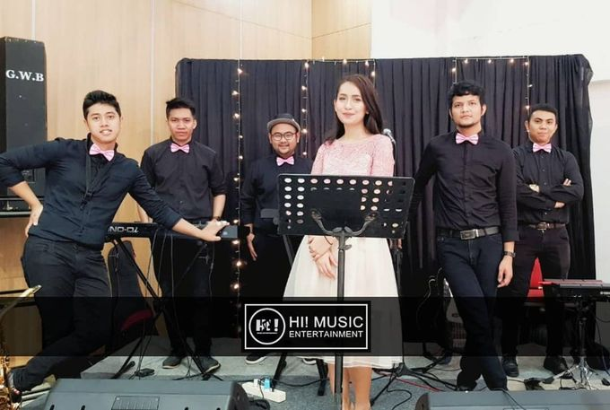 Wedding Reception Events (The Band) by Hi! Music Entertainment - 009