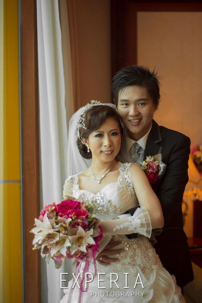 Benny & Sylvia Wedding by Experia Photography - 016