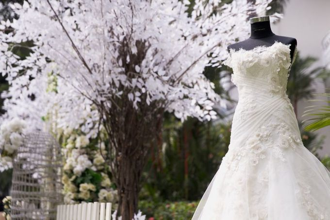 Garden Wedding of Ricky & Inggrid by All Occasions Wedding Planner - 030
