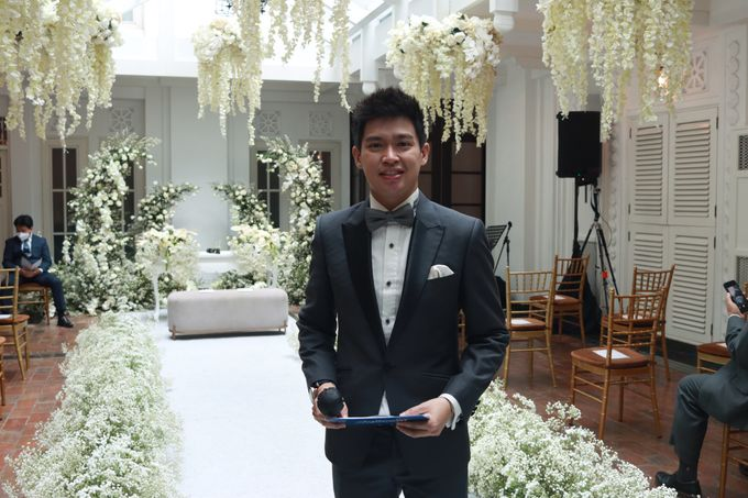 MC Intimate and Live Streaming service at hermitage Jakarta - Anthony Stevven by Anthony Stevven - 007