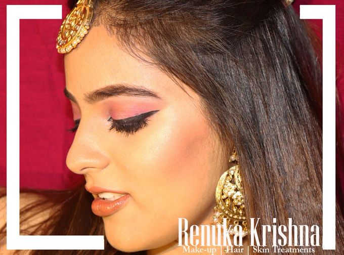 Makeup by Renuka Krishna - 007