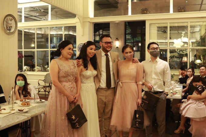MC Wedding Intimate at Blue Jasmine Jakarta - Anthony Stevven by Anthony Stevven - 019