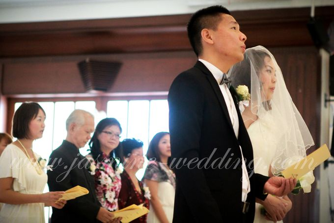 Wedding Blessing Ceremony Part V by Jasmine Wedding Bali - 001
