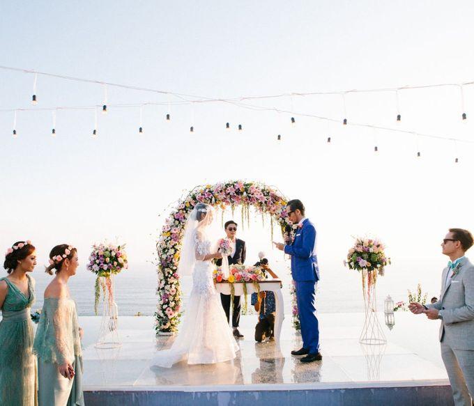 Intan Ayu & Olaf Wedding by Ray Aloysius Photography - 035
