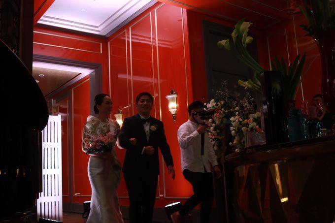 Fine Dinning Intimate entertainment wedding at Alto Restaurant Four Seasons Jakarta - Double V Entertainment by Hian Tjen - 024