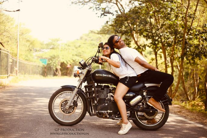 Pre Wedding Shoot by GP PRODUCTION - 006