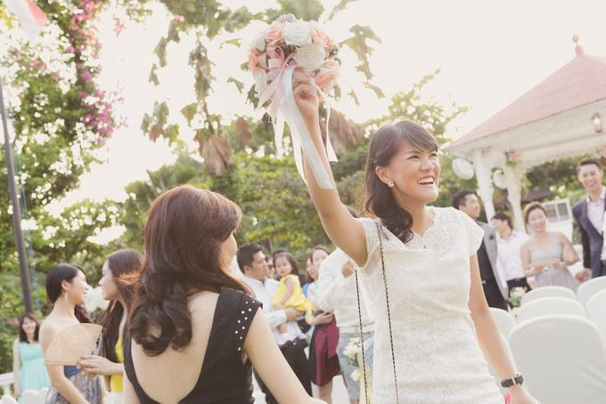 The Wedding of Lok Hin & Vernessa by Moments By Rendy - 019