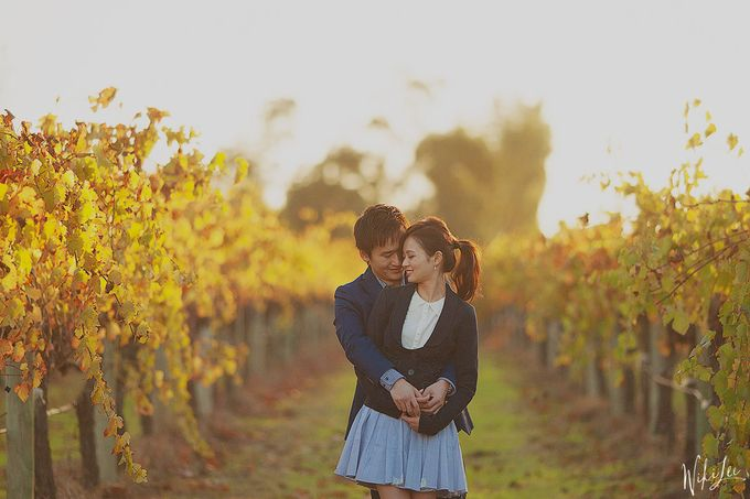 Frederic + Mutiara Prewedding by Wiki Lee - 019